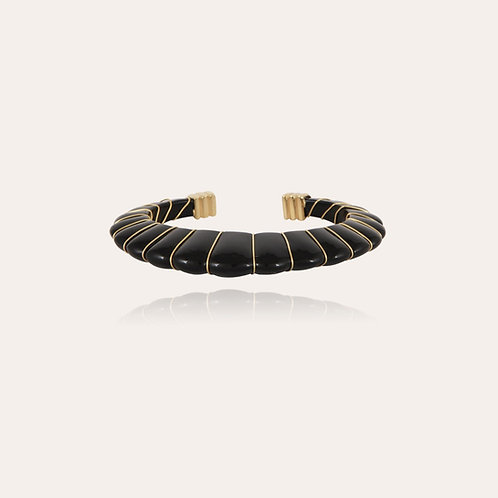 Bracelet Cyclade or Noir GAS BIJOUX