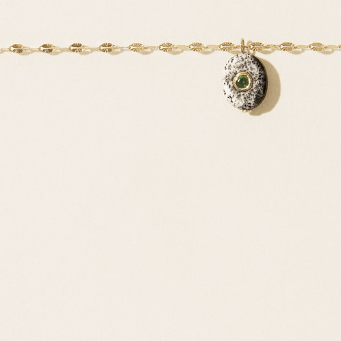 Holi Agathe necklace Pascale Monvoisin