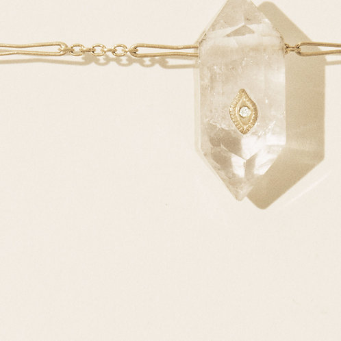 Prana N.1 necklace Pascale Monvoisin