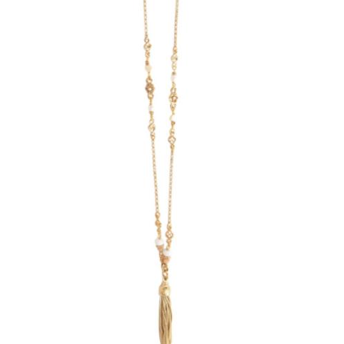 Sautoir Florette or Gas bijoux