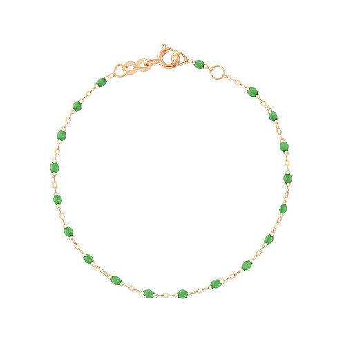 Bracelet prairie Classique Gigi Clozeau or rose 17 cm