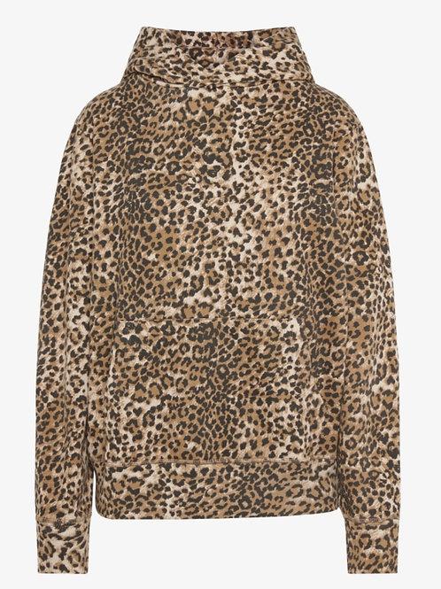 Sweat à capuche Brown leopard RAGDOLL LA