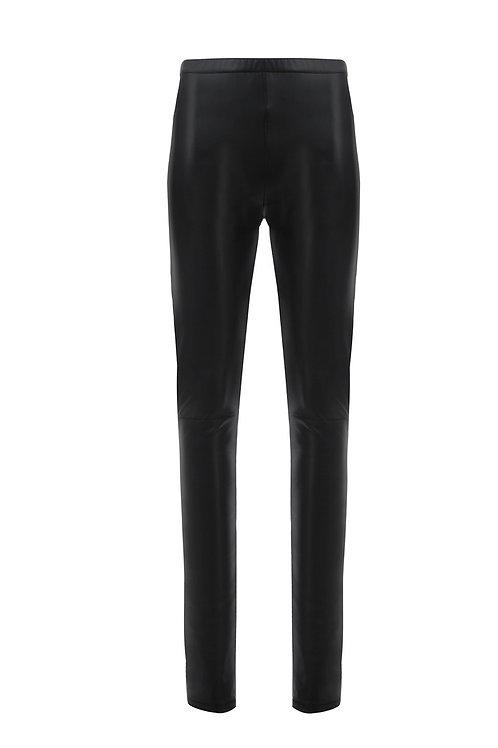 Pantalon Noir MM6