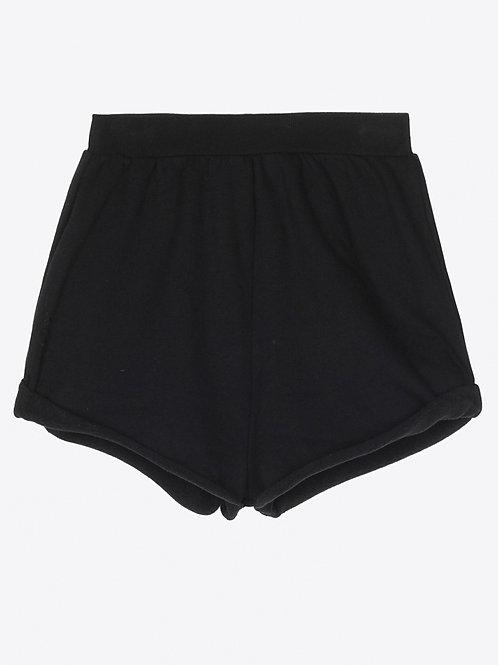 Shorts Sweat Black RAGDOLL LA