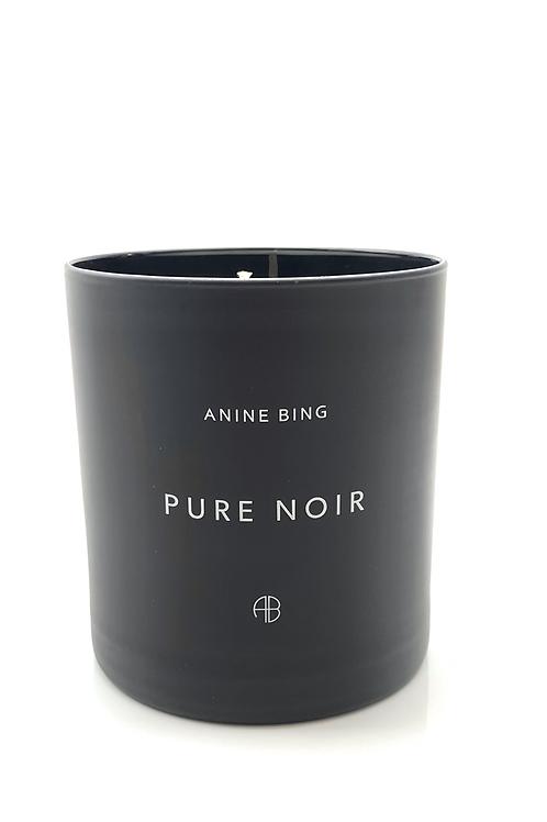 Bougie Pure Noir ANINE BING