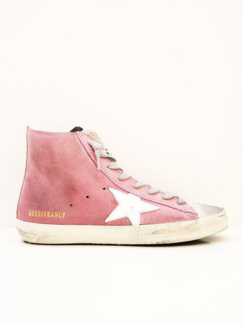Golden Goose Sneakers Francy roses
