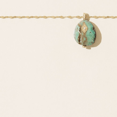 Arles necklace Pascale Monvoisin
