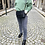 Thumbnail: Sweat-shirt éponge Delvina GOLDEN GOOSE