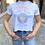 Thumbnail: Teeshirt  Don't Stop Believin RECYCLED KARMA