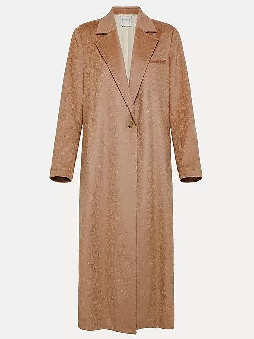 Manteau long en tissu de laine FORTE FORTE