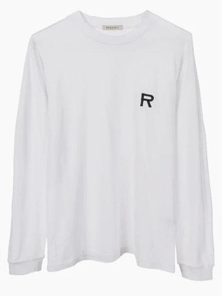 Teeshirt manche long blanc RAGDOLL LA