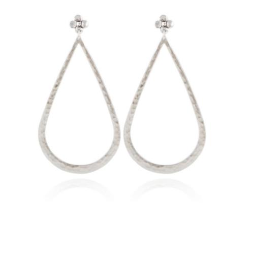 Boucles d'oreilles Bibi mini argent GAS bijoux