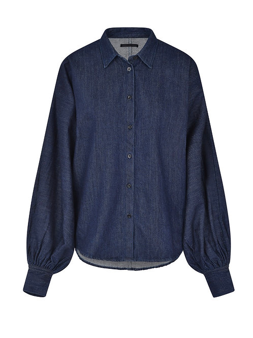 Chemise Claire Navy MADE IN TOMBOY