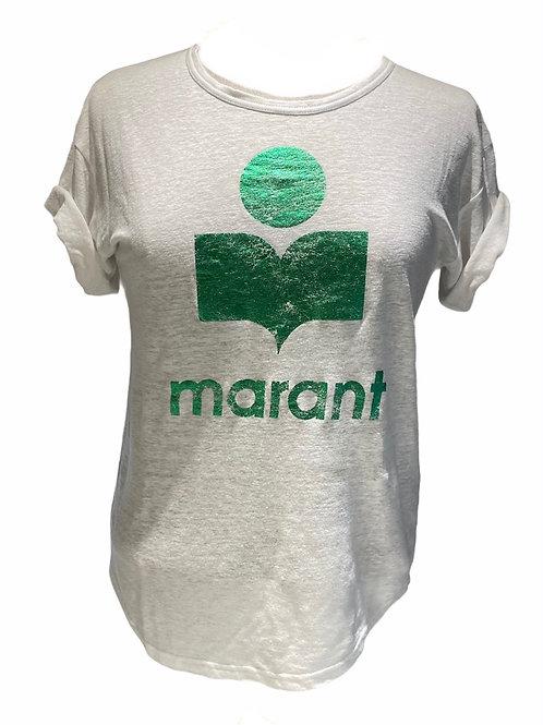 Teeshirt Koldi Green ISABEL MARANT ÉTOILE