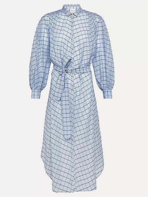 Robe chemise à carreaux FORTE FORTE