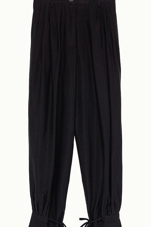 Pantalon noir FORTE FORTE