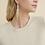 Thumbnail: Boucles d'oreilles Sofia strass or GAS bijoux