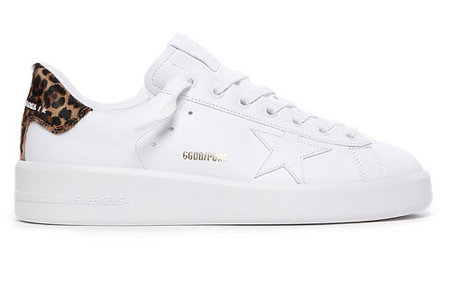 Sneakers PURESTAR léopard Golden Goose