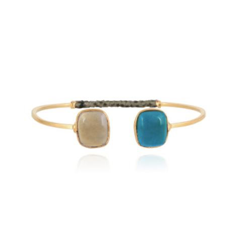 Bracelet Duality Honoré GAS bijoux