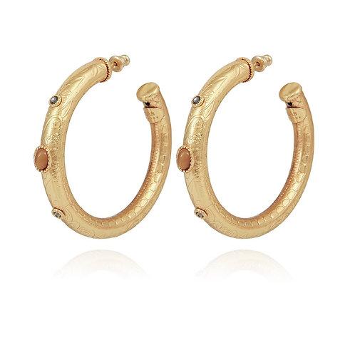 Boucles d'oreilles Maoro Gas bijoux