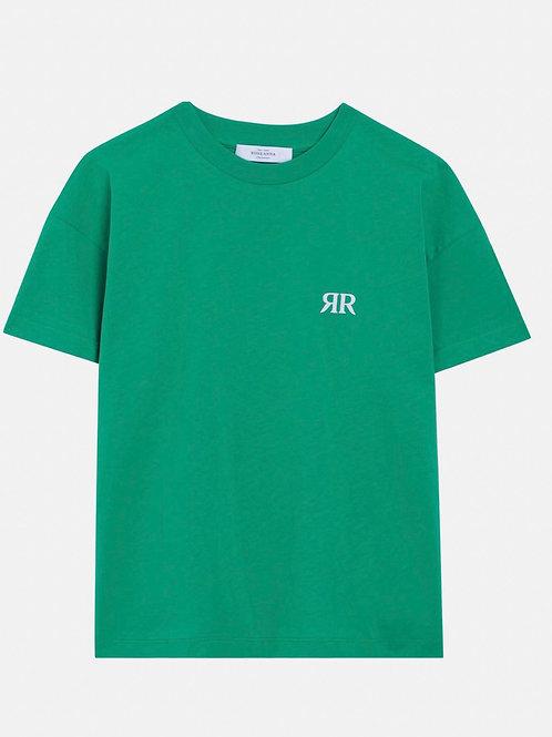 Tee Shirt  Menthe Never RR Roseanna