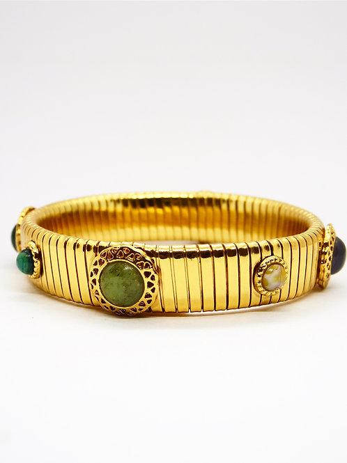 Bracelet Strada or GAS bijoux