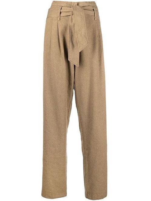 Pantalon à taille haute FORTE FORTE