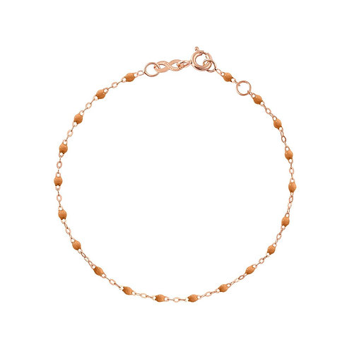 Bracelet gold Classique Gigi Clozeau or rose 17 cm