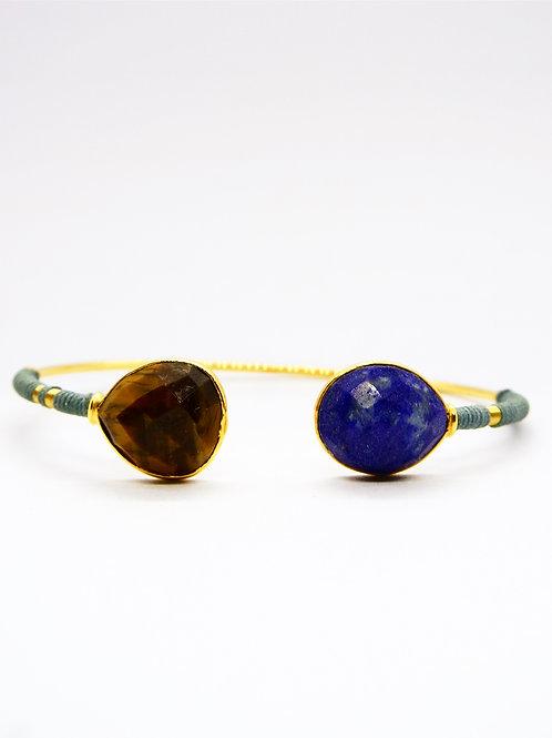 Bracelet Duality or GAS bijoux