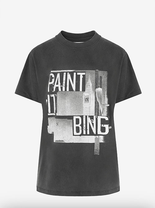 Teeshirt «Paint it back» ANINE BING