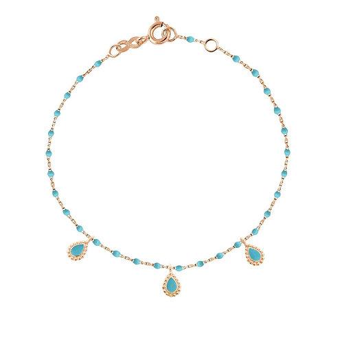 Bracelet turquoise Lucky Cashmere GIGI CLOZEAU