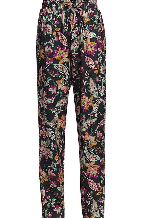 Pantalon Benton Multicolore ISABEL MARANT ÉTOILE