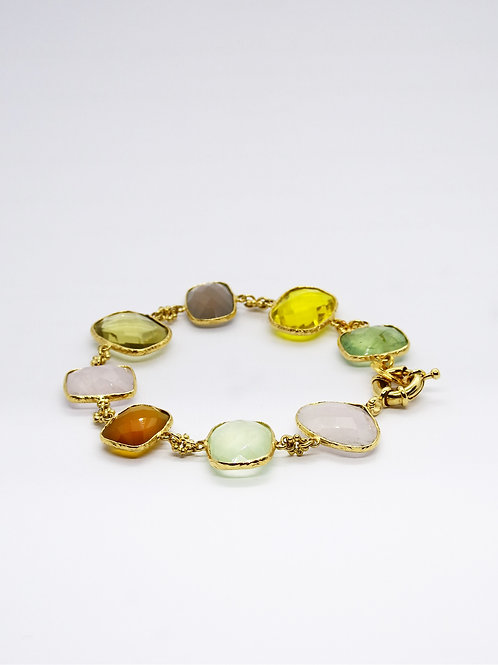 Bracelet Silène or GAS bijoux