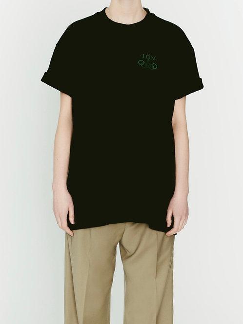 Teeshirt Gigi Club Black MARGAUX LONNBERG