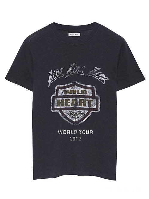 Teeshirt Lili Bing Tour ANINE BING