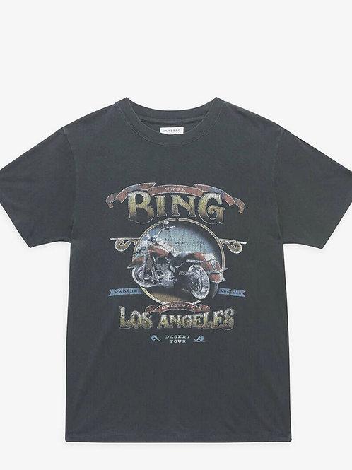Teeshirt Biker ANINE BING