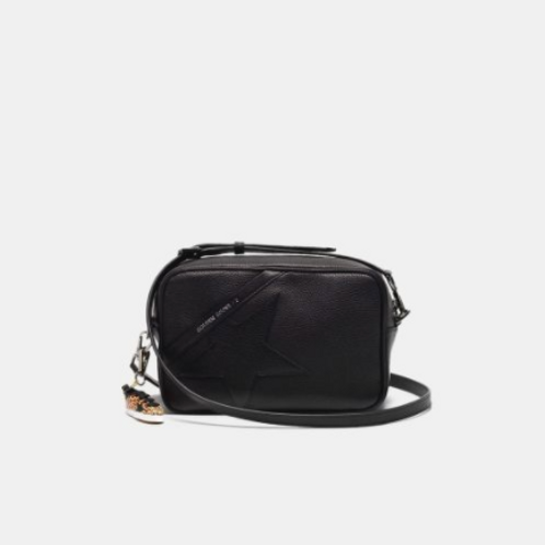 Golden Goose  Sac Star Bag bandoulière cuir grainé