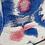 Thumbnail: Baskets montantes en tissu éponge tie-dye Benkeen ISABEL MARANT