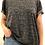 Thumbnail: Tee shirt Anine Bing python noir