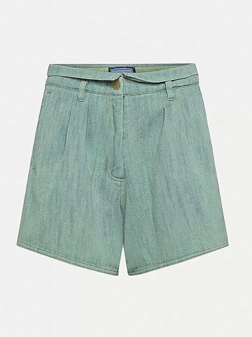shorts en denim sergé Forte Forte