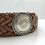 Thumbnail: Ceinture marron Belt Heart Golden Goose