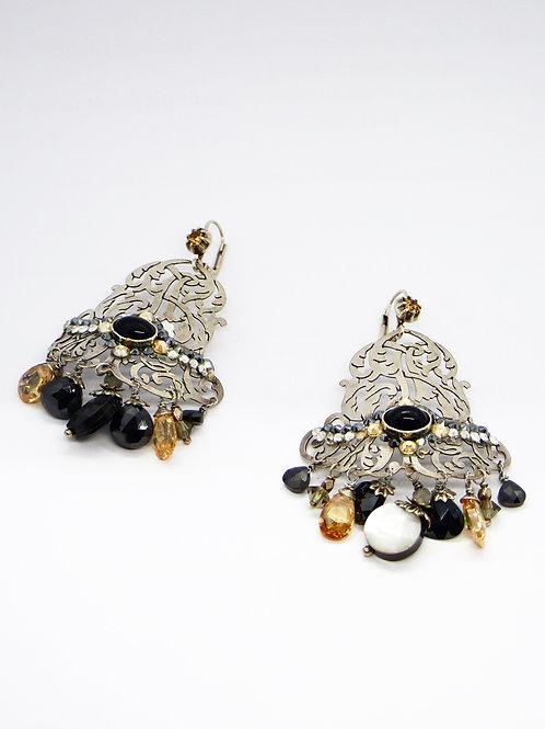 Boucles d'oreilles pempilles argent GAS bijoux