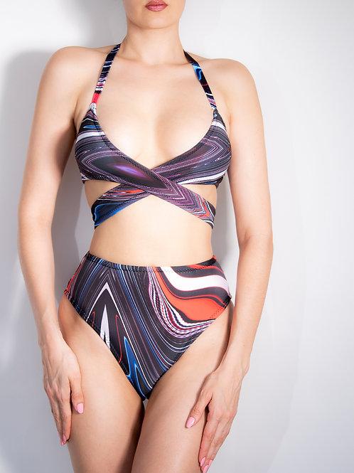 Reversible Cross  Bikini