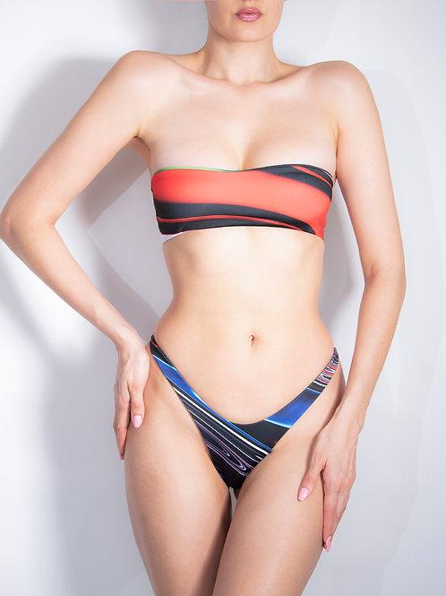 Reversible High Waist Bikini