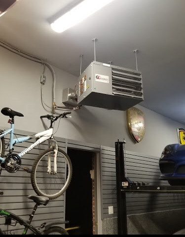 Garage Cooling System_Green Heating and