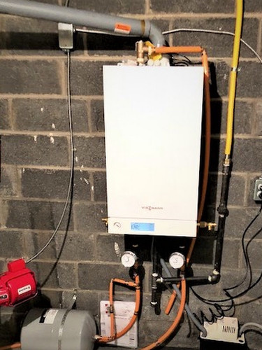 Viessmann Boiler Installation_Green Heat