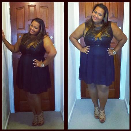 """The """"LBD"""" Little Black Dress Plus Size"""