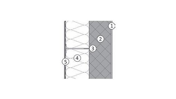 Kompaktsystem - Unterkonstruktion Beton