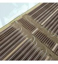Ton-Platten für Bodenheizung