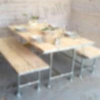 Industrial Style Furniture Designer and Maker